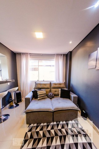 Apartamento à venda com 2 dormitórios em Alto caiçaras, Belo horizonte cod:320891 - Foto 3