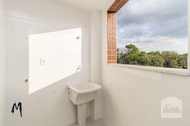 Apartamento à venda com 2 dormitórios em Caiçaras, Belo horizonte cod:264421 - Foto 14