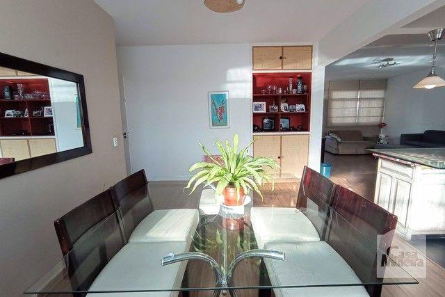 Apartamento à venda com 4 dormitórios em Serra, Belo horizonte cod:269861 - Foto 4