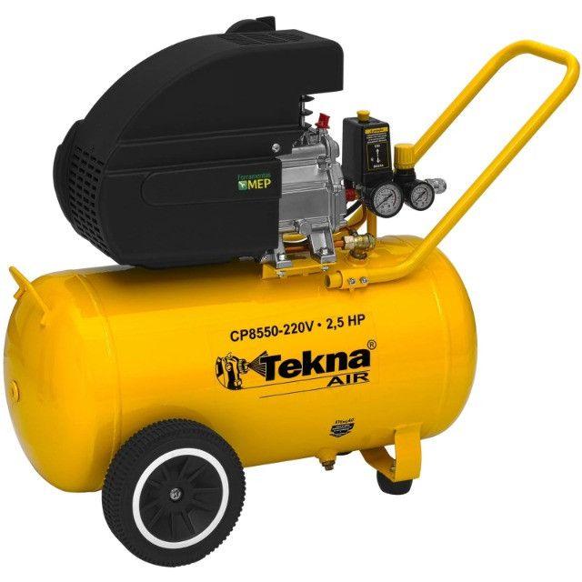 Compressor de ar 50 litros - Foto 2
