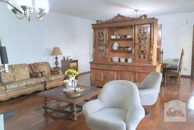 Apartamento à venda com 4 dormitórios em Funcionários, Belo horizonte cod:111017