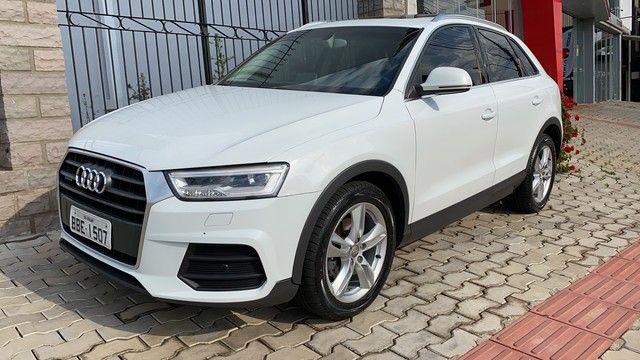 Audi Q3 2.0 TFSI COM TETO 2016 IMPECÁVEL!!