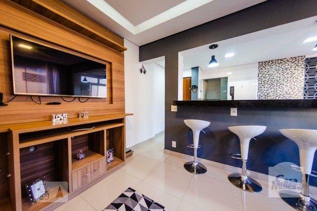 Apartamento à venda com 2 dormitórios em Alto caiçaras, Belo horizonte cod:320891 - Foto 4
