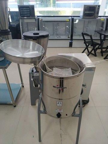 Fritadeira água e óleo JM Equipamentos Paulo Malmegrim