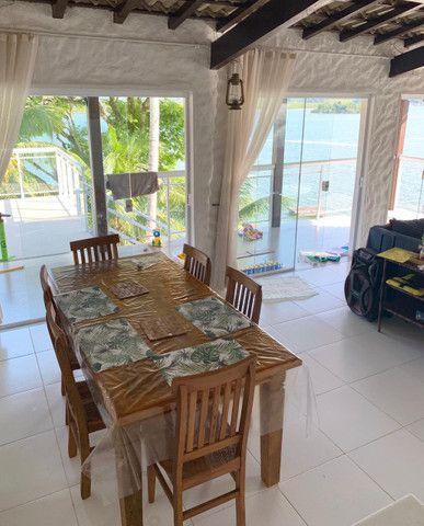 Casa 3 quartos com Vista Maravilhosa (área nobre- Ilha de Caras) Angra dos Reis - Foto 4