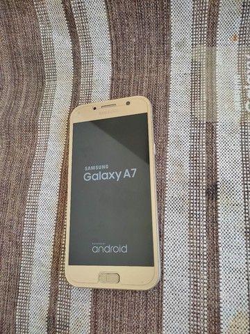 Samsung A7 usado - Foto 5