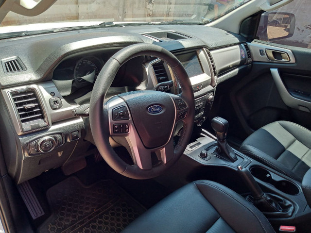 Ford ranger limited  2020/2021 km 5.000completo 4x4 - Foto 9