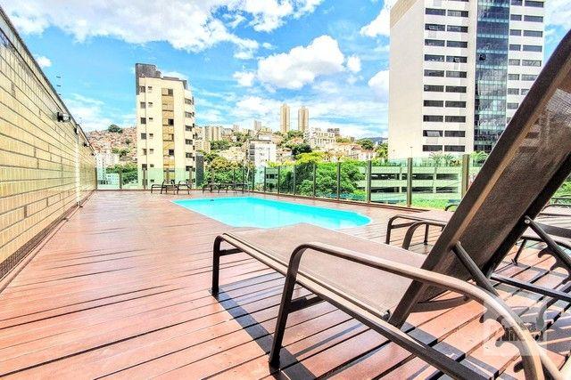Apartamento à venda com 1 dormitórios em Funcionários, Belo horizonte cod:275569 - Foto 19