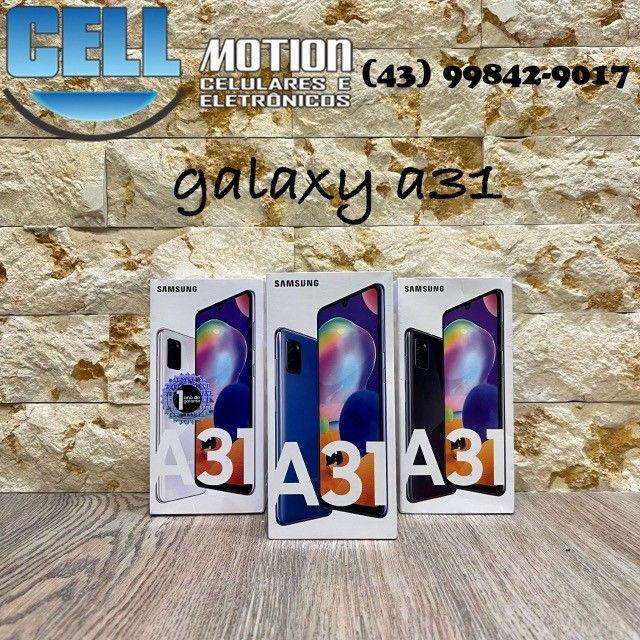 Samsung A31 - 128gb