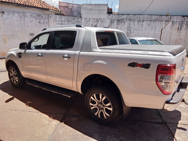 Ford ranger limited  2020/2021 km 5.000completo 4x4