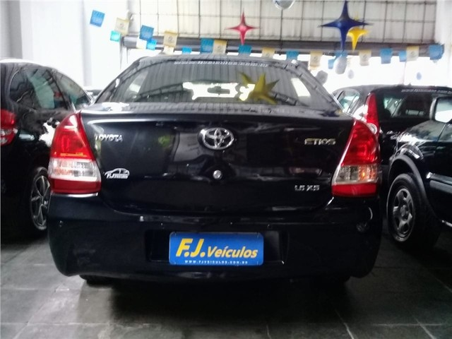 Toyota Etios 2013 1.3 xs 16v flex 4p manual - Foto 5