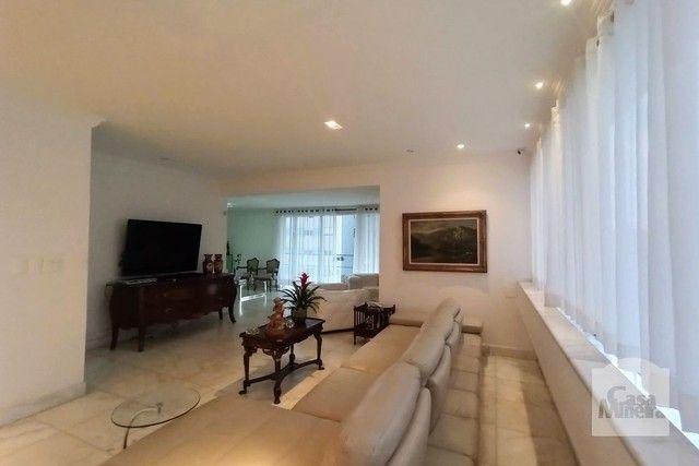 Apartamento à venda com 4 dormitórios em Santo agostinho, Belo horizonte cod:271100 - Foto 3