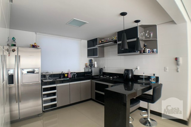 Apartamento à venda com 4 dormitórios em Santa rosa, Belo horizonte cod:277273 - Foto 5