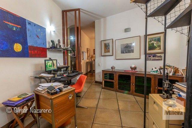 Apartamento à venda com 4 dormitórios em Santo antônio, Belo horizonte cod:270178 - Foto 9
