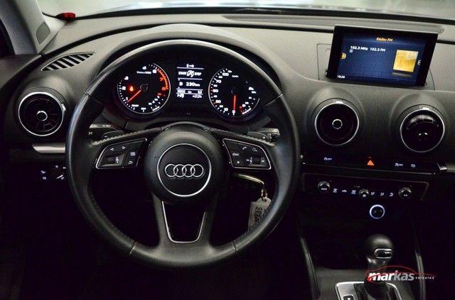 Audi A3 SEDAN 1.4 LM 150HP 58 MIL KM UNICO DONO 4P - Foto 9