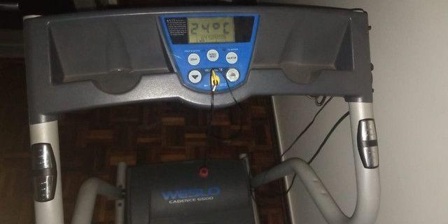 Esteira elétrica Weslo Cadence 6500 - Foto 4