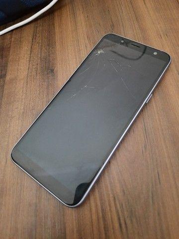 Galaxy J6 32GB Cinza - Foto 3
