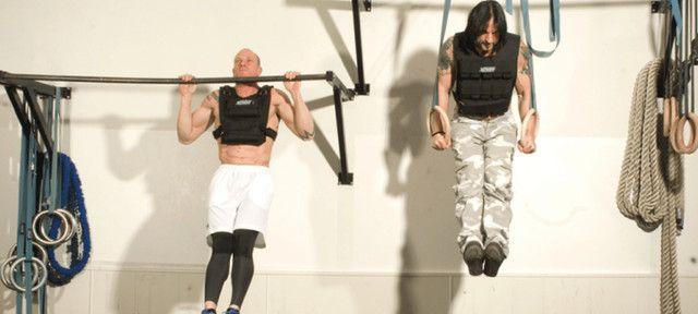 Colete Cross fit de peso para ganho de resistência e força - Foto 3