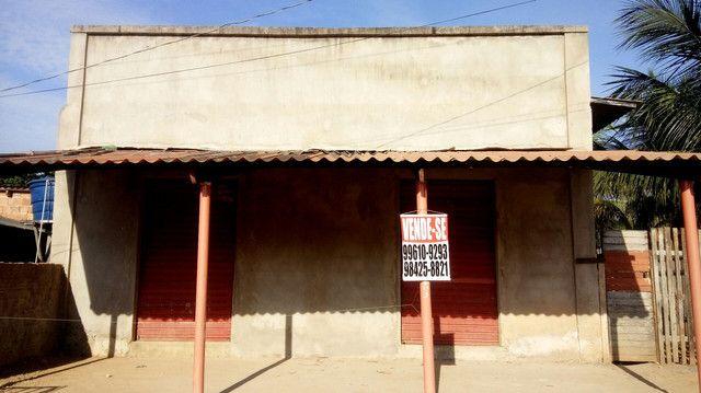 Casa com comercio conjugada