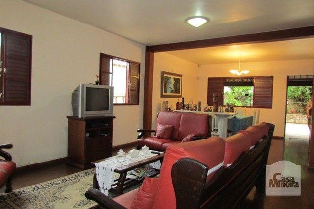 Casa à venda com 4 dormitórios em Paraíso, Belo horizonte cod:220525