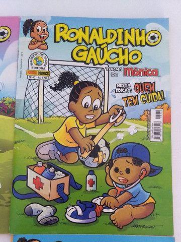 Gibi Ronaldinho Gaúcho kit 4 unds - Foto 2
