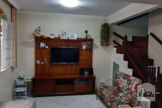 Casa à venda com 3 dormitórios em Santa rosa, Belo horizonte cod:261818 - Foto 2