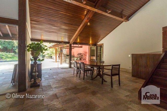 Casa à venda com 4 dormitórios em São luíz, Belo horizonte cod:222059 - Foto 4
