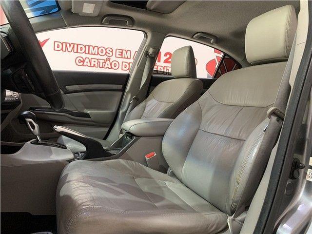 Honda Civic 2014 2.0 exr 16v flex 4p automático - Foto 9