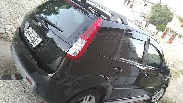 Ford fiesta Trail 1.0 2009 completo doc ok  pneus novos revisado * - Foto 5