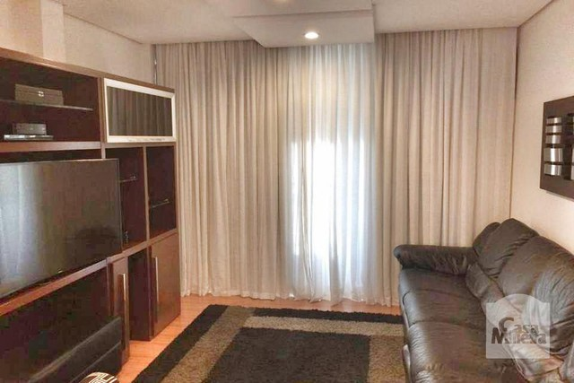 Apartamento à venda com 4 dormitórios em Santo antônio, Belo horizonte cod:273863 - Foto 3