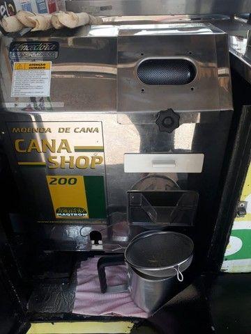 vendo reboque de caldo de cana  e carrinho de churrasco barato - Foto 4
