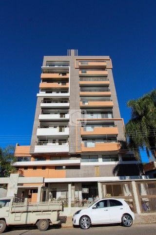 Apartamento à venda com 2 dormitórios em Nossa senhora medianeira, Santa maria cod:83724