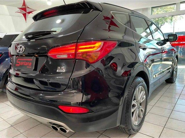 Hyundai Santa Fé GLS 3.3V6 *Teto Panorâmico, Interior Terra Cota, 4X4, 7Lugares* - Foto 7