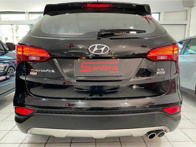 Hyundai Santa Fé GLS 3.3V6 *Teto Panorâmico, Interior Terra Cota, 4X4, 7Lugares* - Foto 8