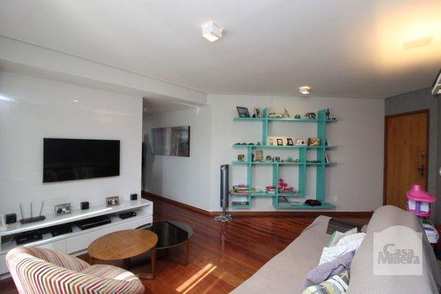 Apartamento à venda com 3 dormitórios em Santo antônio, Belo horizonte cod:260651 - Foto 4