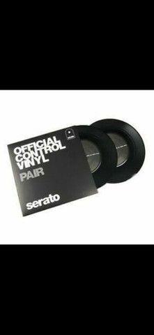 Toca disco dj Scratch numark pt01 +mix fader+time code serato+bihare platter - Foto 6