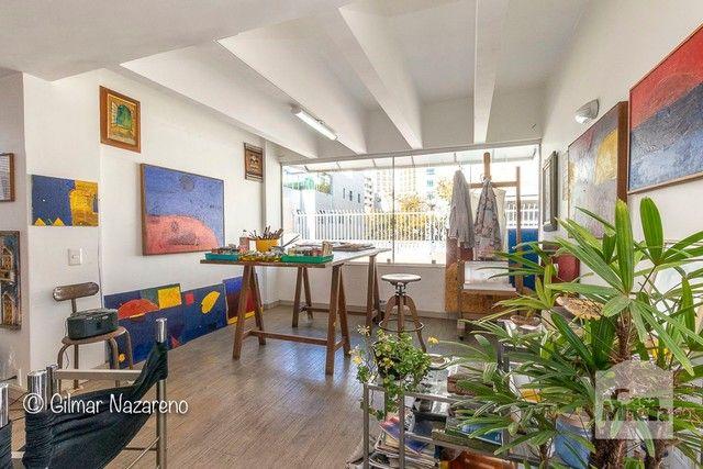 Apartamento à venda com 4 dormitórios em Santo antônio, Belo horizonte cod:270178 - Foto 12