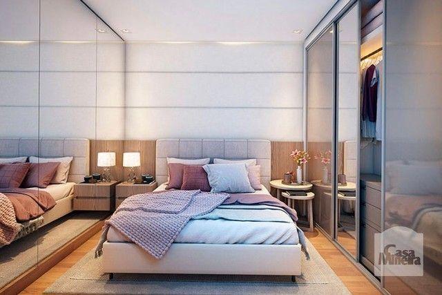 Apartamento à venda com 3 dormitórios em Jaraguá, Belo horizonte cod:250971 - Foto 11