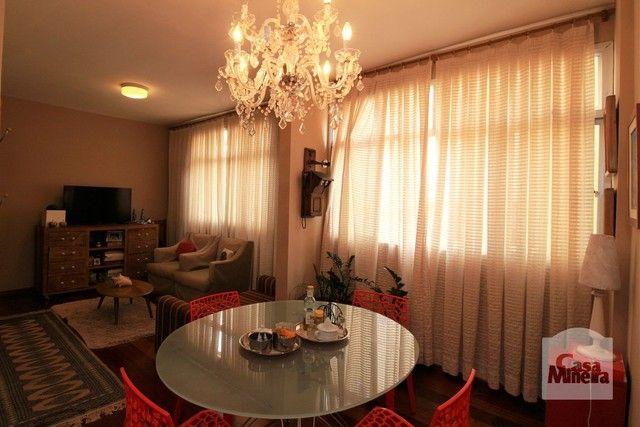 Apartamento à venda com 3 dormitórios em Santo antônio, Belo horizonte cod:277325