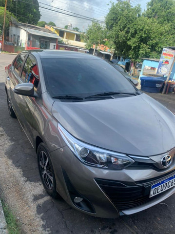 Vendo Carro Toyota Yaris XLS 2019 Teto Solar  - Foto 4