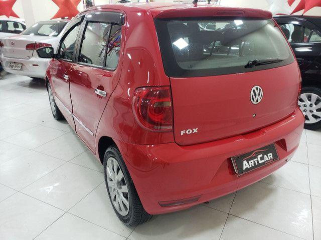 Volkswagen Fox 1.0 - Único dono (Completo de tudo)  - Foto 5