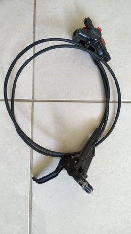 Freio Hidraulico Shimano Deore 6000 - Foto 4