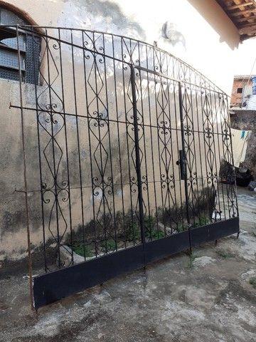 Vende-se portão de ferro! Marabá/Pa - Foto 2
