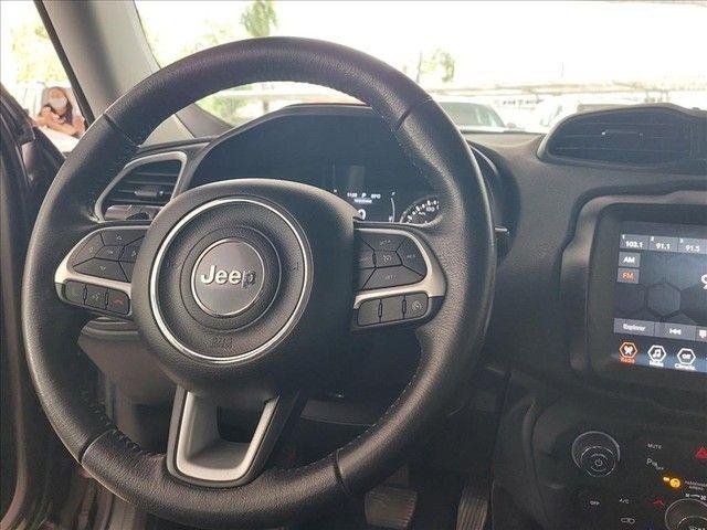 Renegade 2.0 16V Turbo Diesel Longitude 4X4 Automático!!! Oportunidade Única!!!  - Foto 8