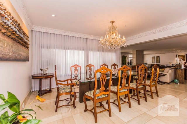 Apartamento à venda com 5 dormitórios em Serra, Belo horizonte cod:105840 - Foto 14