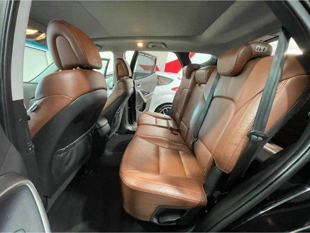 Hyundai Santa Fé GLS 3.3V6 *Teto Panorâmico, Interior Terra Cota, 4X4, 7Lugares* - Foto 6
