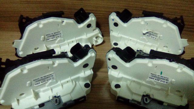 Conserto trava elétrica  fechadura  VW  Amarok  - Foto 6