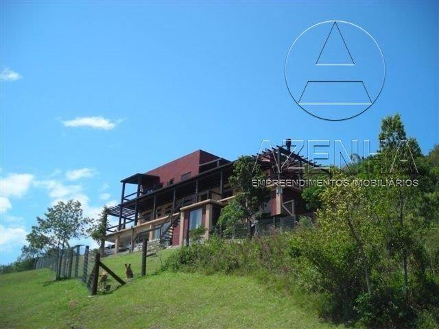 Casa à venda com 4 dormitórios em Praia da ferrugem, Garopaba cod:132