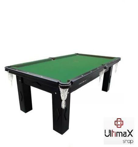 Tampo 2 X 1 Para Mesa De Sinuca / Bilhar E Ping Pong Jantar - Foto 5