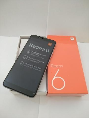 Celular Xiaomi Redmi 6 32GB 3GB 4G 12MP 5 5